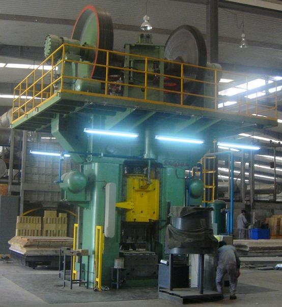 J93 Series Refractory Friction Screw Press