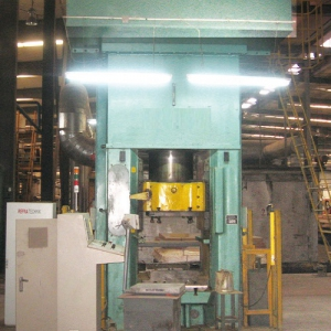 EPZ Series Electric Refractory Hydraulic Press