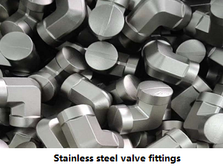 Stainless steel valve fittings